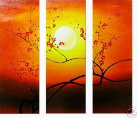 Obrazový set - Východ slunce