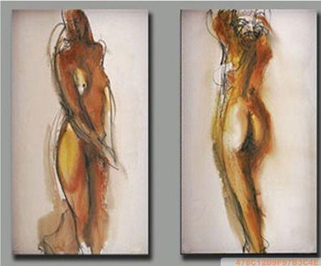 Obrazový set - Žena