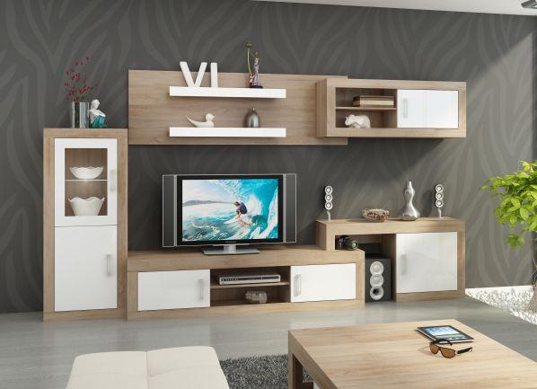 Obývací stěna Verin 5