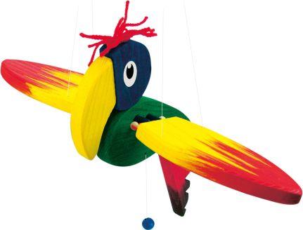 Papoušek, malý