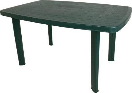 Plastový zahradní stůl Faro zelený