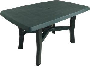 Plastový zahradní stůl Rodano zelený