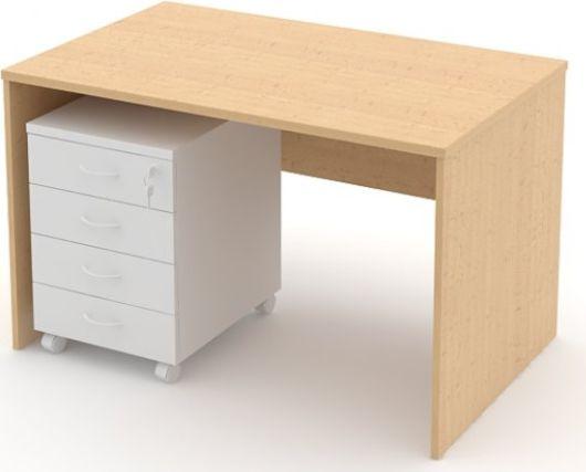Psací stůl - 120 cm Buk
