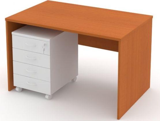 Psací stůl - 120 cm Třešeň