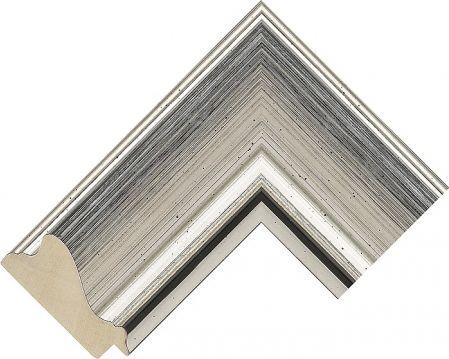 Rám - Unique Silver
