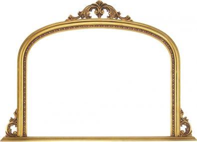 Římsové rámy - Gold