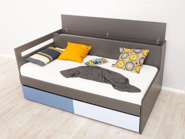 Rozkládací postel s roštem Rea Crobat