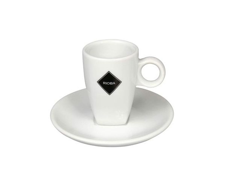 Šapo Espresso dekor Rioba