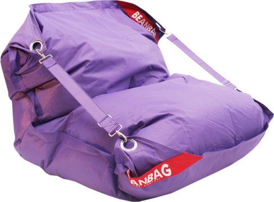 Sedací pytel BeanBag comfort_violet