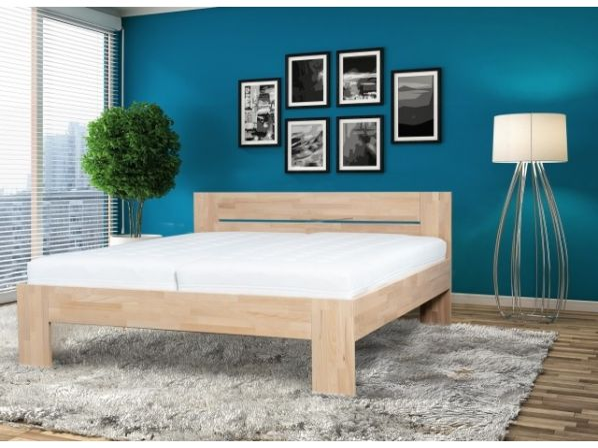 Set IDEAL postel vč. matrace a roštu