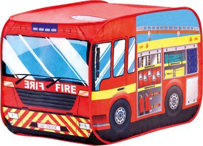 Stan, hasičské auto