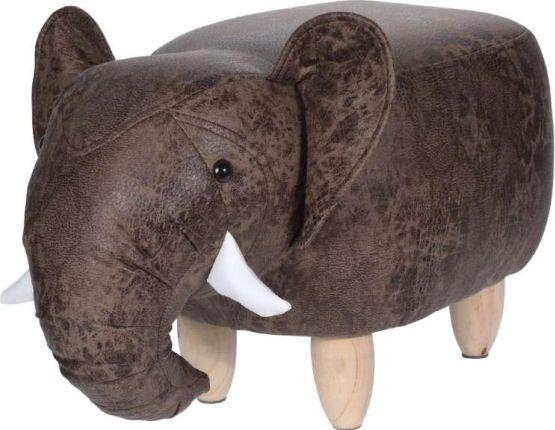 Stolička ve tvaru slona Elephant