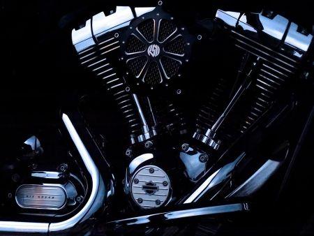 Tištěný obraz - Harley Davidson