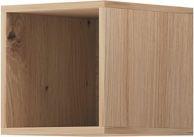 Úložný box Roulotte, dub artisan