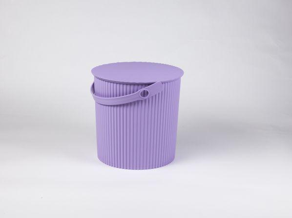 Úložný box, sedátko, stupínek 26cm, fialová