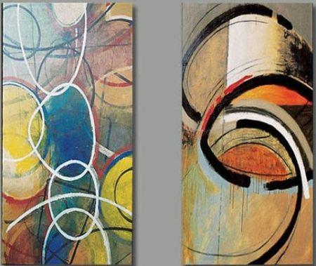 Vícedílné obrazy - Řetězy