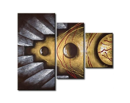 Vícedílné obrazy - Schody