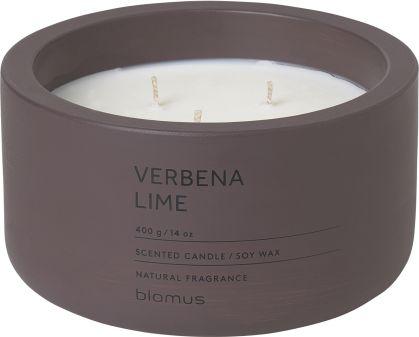 Vonná svíčka Verbena Lime - kulatá
