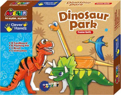 Vytvoř si dinosaura