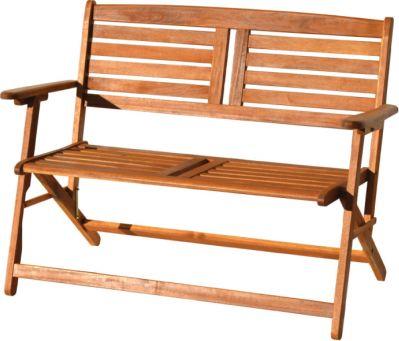 Zahradní lavice Wesminster, skládací