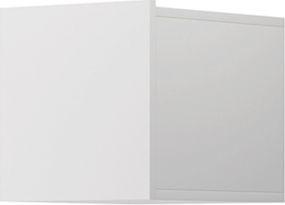 Závěsná skříňka Roulotte, bílá