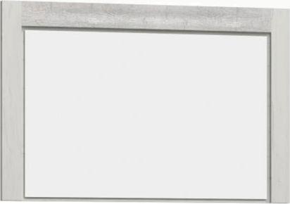 Zrcadlo Cristalera, jasan bílá