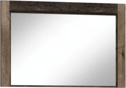 Zrcadlo Cristalera, jasan tmavý