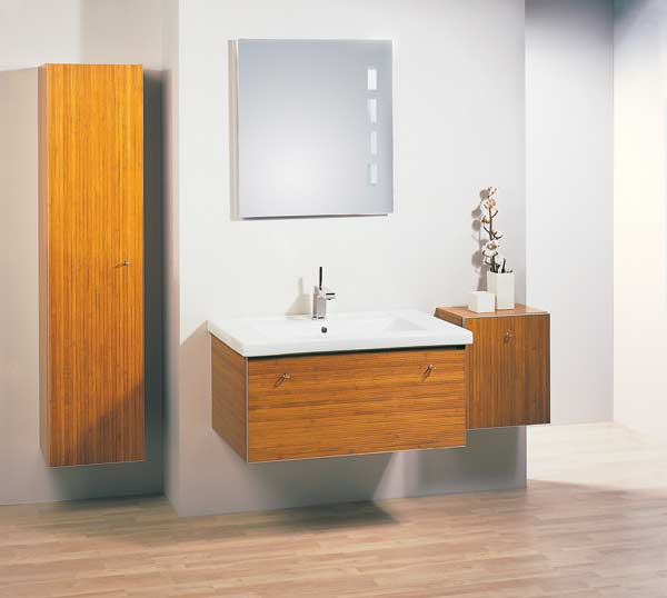 Koupelnová sestava bamboo