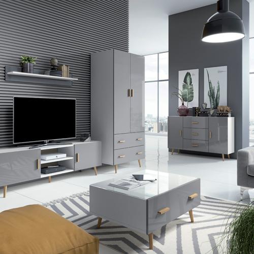 Zaostřeno na: obývací pokoj