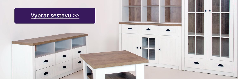 Sníte o obývacím pokoji v Provence stylu? 8 hotových sestav pro vás