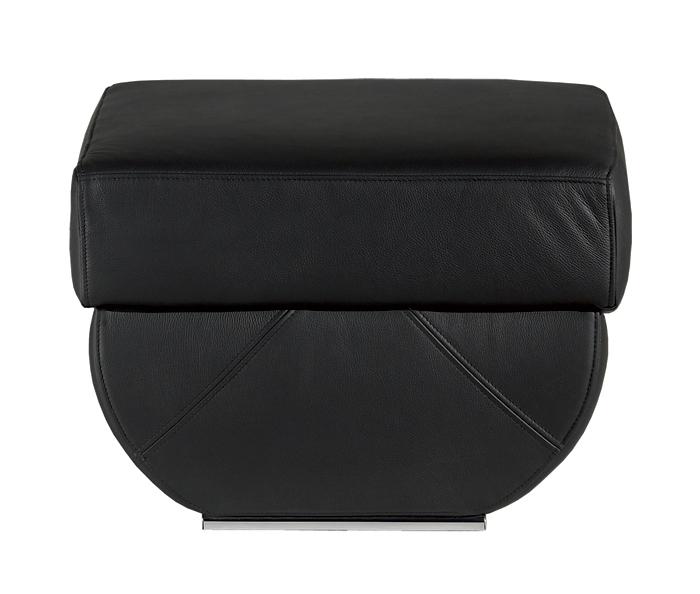 Moderní taburet k sedací soupravě